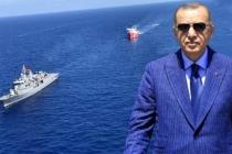 Cumhurbaşkanı Erdoğan Putin'le Doğu Akdeniz'i Görüştü
