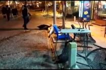 Datça'da Kafe Önünde Oturanlara Otomobil Çarptı: 5 Yaralı