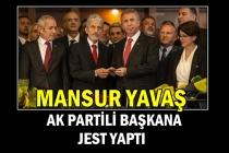 Mansur Yavaş, AK Partili Başkanın Adını Alt Geçide Verdi