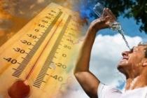 Meteorolojiden Muğla Dahil 4 İl İçin Sıcak Hava Uyarısı!