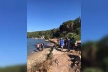 Muğla'da 78 Yaşındaki Kişi Denizde Boğuldu