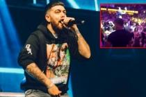 Ünlü Rapçi Murda'nın Bodrum Konserinde Tedbirler Hiçe Sayıldı