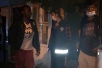 Datça'da Geri İtilen 41 Düzensiz Göçmen Kurtarıldı