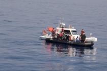 Datça'ya Giden Yolcu Feribotu Fark Etti Sahil Güvenlik Kurtardı