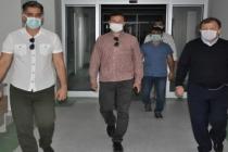 Milas'ta Poliklinik Dışı Acil Hizmetler 7 Eylül'e Kadar Eski Binada