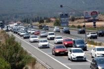 Muğla'da Araç 520 Bine Ulaştı