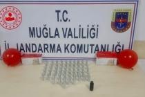 Muğla'da Jandarma'dan Uyuşturucu Operasyonu: 5 Gözaltı