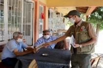 Orman Bölge Müdürlüğü'nden Yangına Karşı Vatandaşa Uyarı