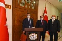 Avusturya Ankara Büyükelçisi Johannes Wimmer Muğla Valisi Tavlı'yı Ziyaret Etti