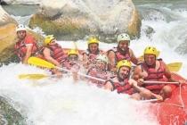 Dalaman Çayı, Su Sporları Merkezi Oluyor! Rafting Tesisi Yapılacak