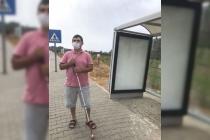 Dalaman'da Engelli Vatandaşın Halk Otobüsü Mağduriyeti