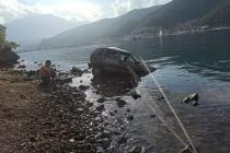 Fethiye'de Otomobil Denize Devrildi!