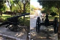 Milas'ta Zarar Verilen Tarihi Top Yenilendi