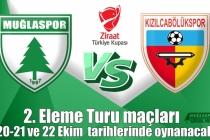 Muğlaspor'un Ziraat Türkiye Kupası'ndaki Rakibi Kızılcabölükspor