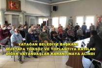 Yatağan'da Koronavirüs Tehlikesi Başkana Kadar Ulaştı!
