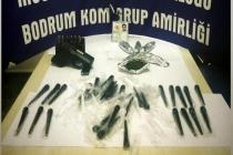 Bodrum'daki Uyuşturucu Ticareti Operasyonunda 2 Tutuklama