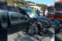 Bodrum Milas Yolunda Trafik Kazası : 6 Yaralı