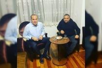 Çakıcı'nın Danışmanı Aydoğan İle Bahçeli'nin Danışmanı Sözlü Bir Araya Geldi!