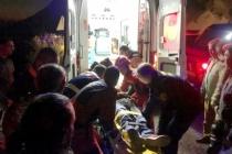 Datça Knidos Yolunda Kaza: 1 Yaralı