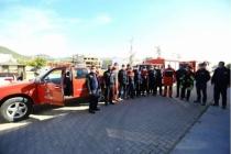 Deprem Kahramanları Muğla'ya Döndü