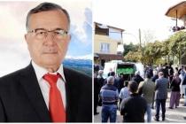Eski Belediye Başkanı Yusuf Yiğit, Seydikemer'de Son Yolcuğuna Uğurlandı