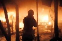 Fethiye'de Bir İş Yerinde Çıkan Yangın Söndürüldü