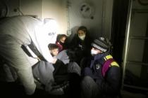 Marmaris'te 2'si Çocuk 5 Kaçak Göçmen Kurtarıldı