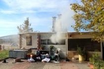 Menteşe'de Aynı Anda İki Yangın Alarmı