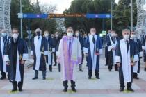 MSKÜ 2020-2021 Eğitim-Öğretim Yılı Akademik Törenle Açıldı