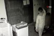 Muğla'da Aynı İş Yerine İkinci Kez Giren Hırsızlar Kameralara Yakalandı