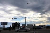 Muğla'da Helikopterle Trafik Denetiminde Sürücülere Ceza