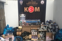 Muğla'da Sahte İçki ve Kaçakçılık Operasyonu: 28 Gözaltı