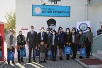 Muğla'da Köy Okullarına Kitap Desteği