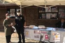 Polis ve Jandarmadan Kadına Yönelik Şiddete Karşı Broşür Dağıttı