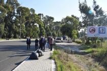 """""""Yollarımız Temiz Kalsın Projesi"""" Kapsamında Karayollarından 45 Ton Çöp Toplandı"""