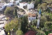 Bodrum'da 80 Yıllık Cami Restore Ediliyor