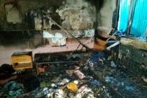 Dalaman'da Bir Evde Çıkan Yangın Korkuttu