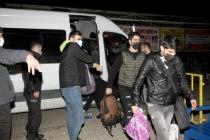 Fethiye'de 97 Kaçak Göçmen İle 10 Organizatör Yakalandı