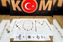 Köyceğiz'de Tarihi Eser Operasyonu: 84 Parça Eserle Yakalandı!