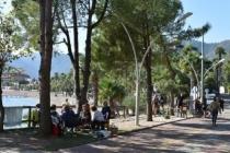 Marmaris'te Piknik Yapmak, Mangal Yakmak ve Toplu Oturmak Yasaklandı