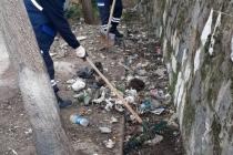 """Muğla Büyükşehir Belediyesi'nden Çağrı; """"Dere Yataklarına Çöp Atmayalım"""""""