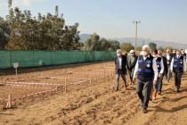Muğla Büyükşehir Belediyesi'nin 'Akıllı Tarım Çiftliği' Çalışmaları Sürüyor