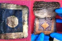 Muğla'da 3500 Yıllık Altın Varaklı Tevrat Ele Geçirildi