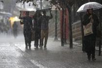Şemsiyeleri Hazırlayın! Meteoroloji'den Kuvvetli Sağanak Yağış Uyarısı
