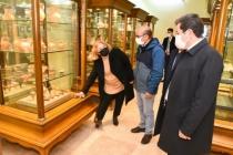 Vali Orhan Tavlı Muğla Müzesindeki Yenileme Çalışmalarını İnceledi
