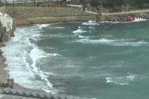 Bodrum'da Fırtına Kabusu Balıkçı Tekneleri Battı, Yelkenli Gulet Karaya Oturdu