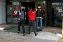 Fethiye'de 9 Evden Hırsızlık Yaptığı Öne Sürülen Zanlı Tutuklandı