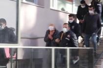Fuhuş Parasıyla Yakalanan 5 Şüpheli Adli Kontrol Şartıyla Serbest