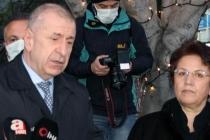 İYİ Parti Milletvekili Özdağ, İl Başkanlığı Düşen Şekerdağ'ı Ziyaret Etti