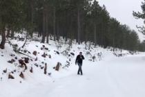 Köyceğiz'de Kar Yağışı Hayatı Olumsuz Etkiliyor